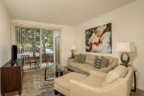 Living room   Cypress Shores