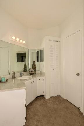 Bathroom vanity   Cypress Shores