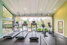 Fitness center   High Oaks