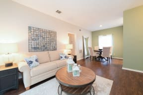 Living room  | Canyon Creek