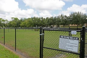 Apartments with dog park  Laundry Room | Fort Myers FL