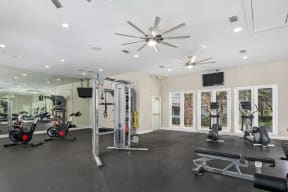 State Of The Art Fitness Center| Lodge at Lakeline Village