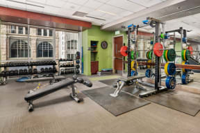 Fitness center |1600 Glenarm