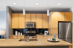 Kitchen |1600 Glenarm