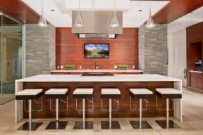 Demonstration kitchen |1600 Glenarm