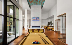 Billiard table  | District at Rosemary