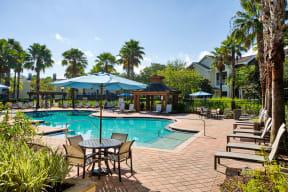 Pool  | Estates at Heathbrook