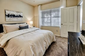 Bedroom  | Estates at Heathbrook
