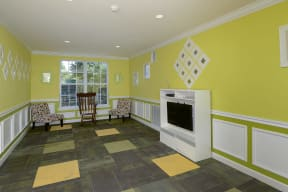 Community play room  | Highlands at Faxon Woods