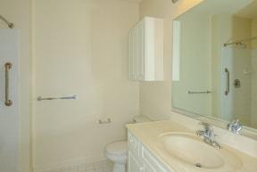 Bathroom  | Highlands at Faxon Woods