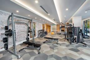 Fitness center   Glenn Perimeter