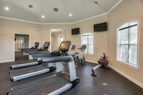 State Of The Art Fitness Center  Ballantrae