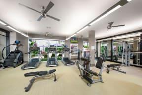 24-Hour Fitness Center| Rialto