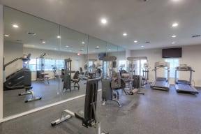 Fitness center  | Monterra at Bonita Springs