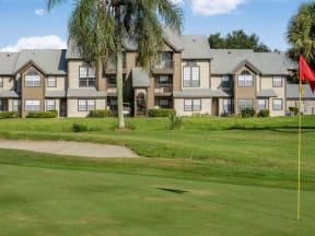 Caribbean Isle is surrounded by the Mallard Landing Golf Course  Caribbean Isle