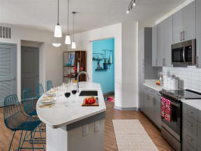 Kitchen  |District of Rosemary