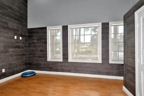 Yoga and Stretch Room