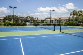 Tennis courts | Gateway Club