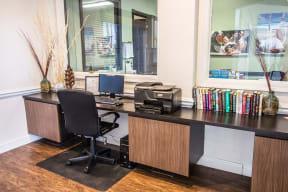 Business center| Gateway Club