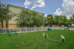 Dog park    Grandeville on Saxon