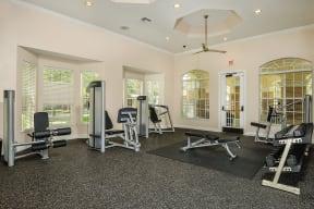 Fitness center    Grandeville on Saxon