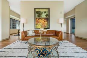 Penthouse living room   Hartford 21