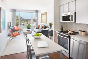Kitchen | The Merc at Moody and Main