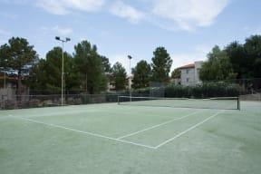 Tennis court | Hilands