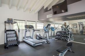 Fitness center    Promontory
