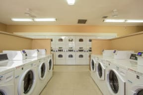Laundry center   Promontory