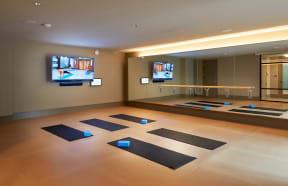 Zen yoga studio   Inspire Southpark