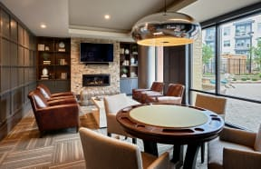Game room with card table   Inspire Southpark