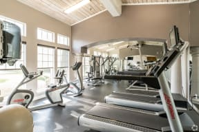 Fitness center | River Stone Ranch