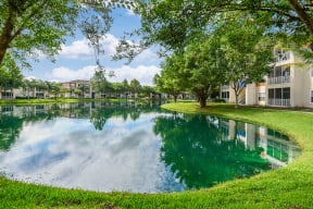 Professionally maintained grounds | Yacht Club