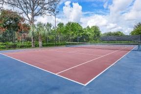 Tennis court | Yacht Club