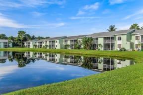 Select homes offer water views   Jupiter Isle