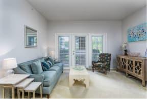 Modern Living Room  Cypress Legends