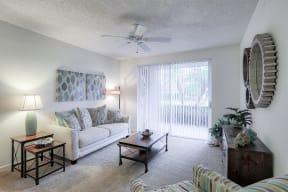 living room | Monterra at Bonita Springs