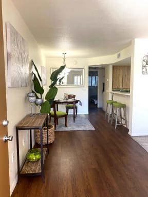 Entry Way   Promontory