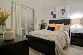 Bedroom   Lofts at Zebulon