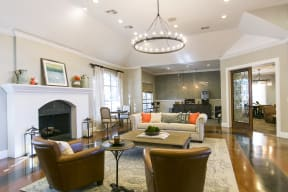 Clubhouse | Park at Monterey Oaks