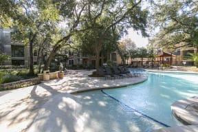 Pool | Park at Monterey Oaks