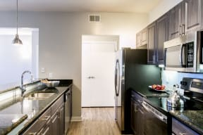 Kitchen | Park at Monterey Oaks