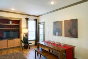 Dining room | Museo apartments | Austin