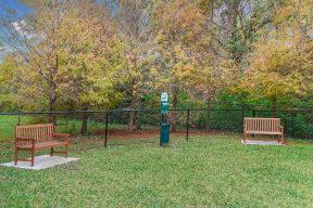 Dog park   Cypress Shores