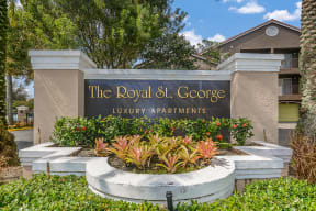 Welcoming community signage | Royal St. George