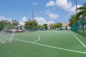 Sport court | Royal St. George