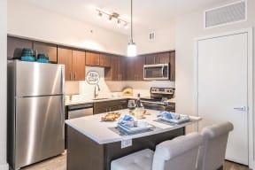 Kitchen | Paramount on Lake Eola