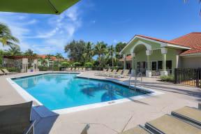 Community Pool  | Monterra at Bonita Springs