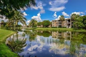 Lake views | Promenade at Reflection Lakes | Fort Myers